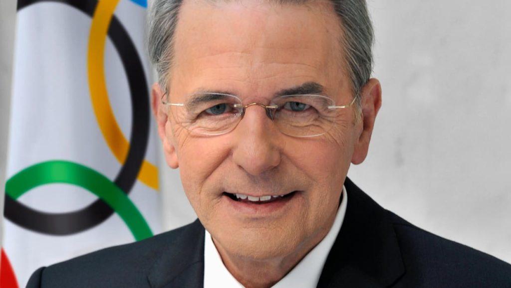 Jacques Rogge, ancien président du CIO, membre d'honneur du Panathlon Club Lausanne (c) CIO olympics.com